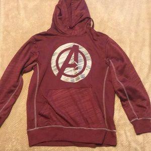 Men's avengers hoodie